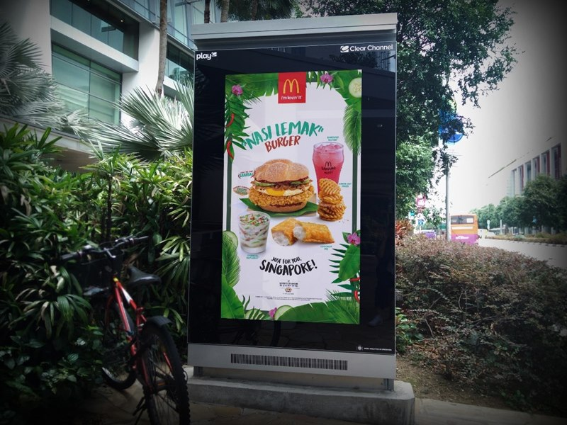 McDonald's Bring You a Taste of Singapore this National Day Special